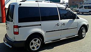 Междугороднее такси в Ровно - Volkswagen Caddy, 9 грн за 1 км