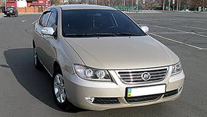 Междугороднее такси Сумы - Lifan 620, 8 грн за 1 км