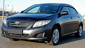 Междугороднее такси Сумы - Toyota Corolla, 9 грн за 1 км