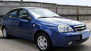 Междугороднее такси Винницы - Chevrolet Lacetti