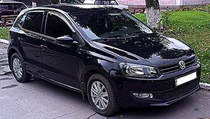 Междугороднее такси Винницы - Volkswagen Polo