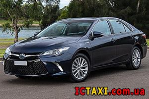 Междугороднее такси Запорожья - Toyota-Camry, 10 грн за 1 км