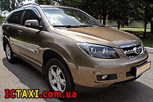 Междугороднее такси в Запорожье - BYD S6, 10 грн за 1 км