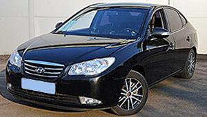 Междугороднее такси в Запорожье - Hyundai Elantra, 8 грн за 1 км