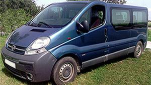 Междугороднее такси Запорожья - Opel Vivaro