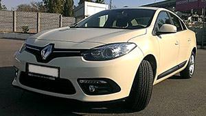 Междугороднее такси Запорожья - Renault Fluence