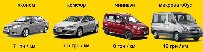 Стоимость такси за 1 к